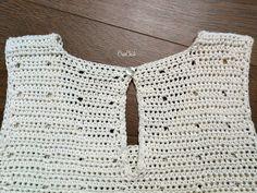 Boho Tops, Crochet Clothes, Crochet Projects, Knit Crochet, Crochet Patterns, Knitting, Sewing, Sweaters, How To Wear