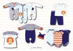 Babywear - Boys by Susan Podesta at Coroflot.com
