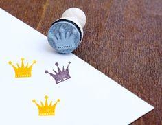 Stamp crown