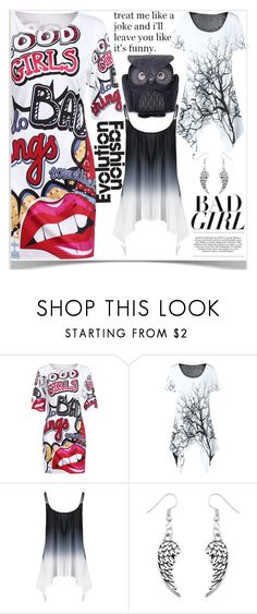 """""""Pretty powerful"""" by kiveric-damira ❤ liked on Polyvore"""