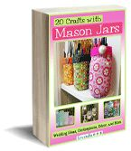 20 Crafts for Mason Jars |Christmas Crafts, Free Knitting Patterns, Free Crochet Patterns and More from FaveCrafts.com