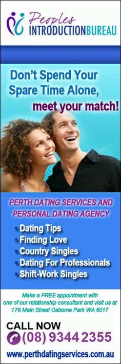 Executive matchmaking perth