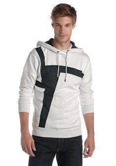 John Devin Kapuzenpullover (asymmetrical hooded sweatshirt) (OTTO, Germany)