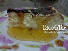 Cheesecake de kefir