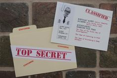 Six Years: Secret Agent Party