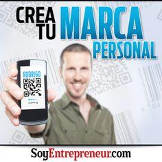 Tan importante como la marca de tu empresa, producto o servicio, es el branding personal del emprendedor. Por eso te compartimos consejos para crearte un nombre y reputación en tu industria y en el mundo de los negocios.