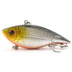 $0.99 (Buy here: https://alitems.com/g/1e8d114494ebda23ff8b16525dc3e8/?i=5&ulp=https%3A%2F%2Fwww.aliexpress.com%2Fitem%2FHigh-Quality-Laser-VIB-Fishing-Lure-7CM-10-5G-Pesca-Hooks-Fish-Wobbler-Tackle-Crankbait-Artificial%2F32573715409.html ) VIB Fishing Lure 7CM 10.5G Pesca Fishing Wobbler Crankbait Artificial Japan Hard Bait Tackle Swimbait 5 Colors Available for just $0.99