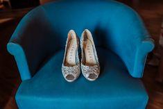 Fotógrafo de Bodas en Barcelona, Wedding Shoes, Wedding Details | Delia Hurtado