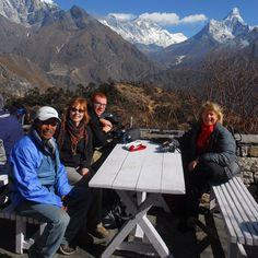 Nouvel an dans l'Himalaya