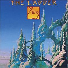 Yes Ladder Album Cover