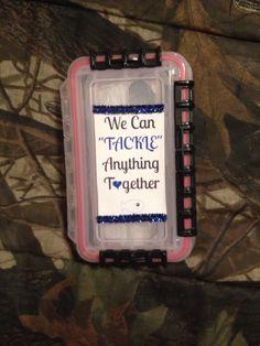 DIY Tackle Box Present