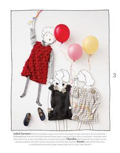 Bergdorf Goodman Fall/Winter 2010 magazine spreads