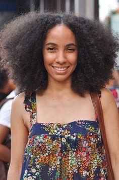 Street Style Hair: Karen's Body Beautiful & curlBOX Meetup - essence.com