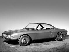 Fiat 2300 S Coupe Speciale Lausanne (1963)