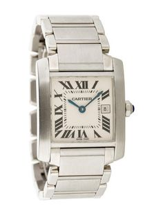 Cartier Tank Watch...I WANT THIS