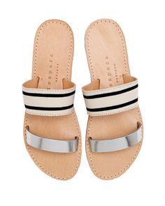 Isapera | Agrari Greek Leather Sandals