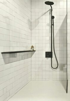 wet room - stylish and simple