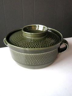 Vintage Stavangerflint Fireproof Stoneware by DoceVikaVintage
