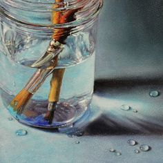 Pastel and oil still life paintings by artist Lisa ober Still Life Drawing, Painting Still Life, Still Life Art, Artist Aesthetic, Oil Portrait, Realistic Paintings, Foto Art, High Art, Photorealism