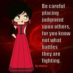 Quotes From Betty Boop | Pinned by 웃유 MICHAEL's WIFEY 유웃