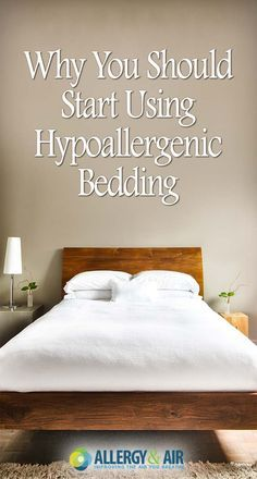 Hypoallergenic bedding is a safe and affordable option to protect yourself from unwanted bed bugs, dust mites, microtoxins and mold. Take care of your body and sleep better than you ever have in a long time.
