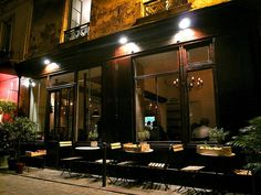 Frenchie, a restaurant on rue du Nil in Paris