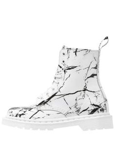 PASCAL  - Veterboots - white