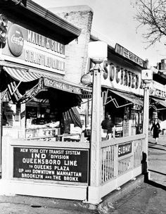 Subway entrance at 179th Street and Hillside Avenue in Jamaica. (Nov. 29,