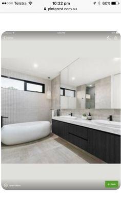 Bathroom Black, Bathrooms, Bathtub, Interior, Standing Bath, Bathtubs, Bathroom, Indoor, Full Bath