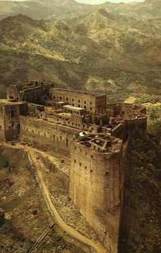 The Citadel, Laferriere, Northern Haiti