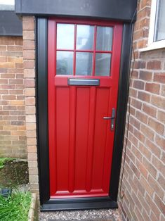 Evolution Timber Alternative Windows and Front Door, Burghfield ...