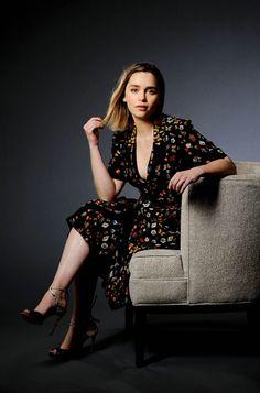 Adoring Emilia Clarke - 2016 Los Angeles Times