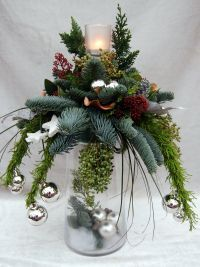Top wei – Tatoo for Noel Christmas Flower Arrangements, Christmas Flowers, Christmas Centerpieces, Xmas Decorations, Outdoor Christmas, Christmas Home, Christmas Holidays, Christmas Ornaments, Art Floral Noel