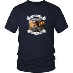 Vietnam Veteran T-shirt - Vietnam- Beautiful beaches, tropical weather and nightly fireworks