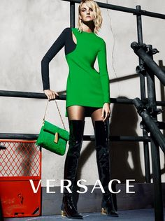 Versace Ad Campaign Fall 2015