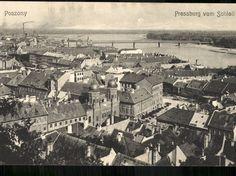 Bratislava, Paris Skyline, Country, Places, Travel, Beautiful, Times, Postcards, Pictures