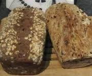 Rezept Sauerteigbrot (Grundrezept mit selbst angesetztem Sauerteig) von Hadouni - Rezept der Kategorie Brot & Brötchen