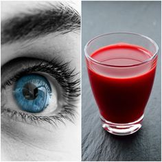 """Improve Your Vision With This """"Vision Saver Juice"""""""