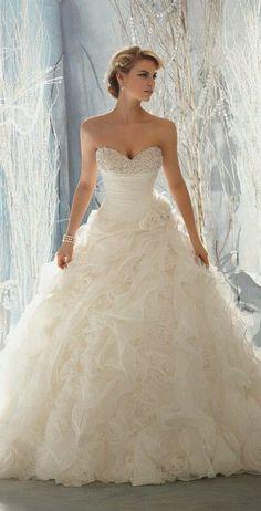 Melhor vestido de noiva ever!
