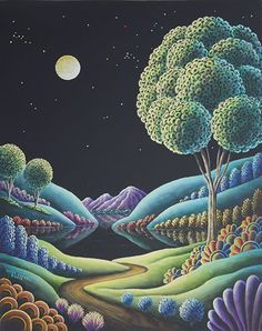 Moonglow #9 - Andy Russell
