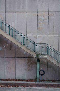 HEYGATE ESTATE | ELEPHANT & CASTLE | WALWORTH | SOUTHWARK | LONDON | ENGLAND: *Completed: 1974; Demolished: 2011-2014; Designed By: Tim Timker* Photo: 2012