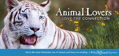Tanganyika Wildlife Park Zoo.