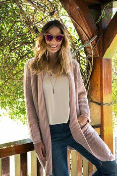 Moda invierno 2016 sacos tejidos Milana Sweaters. Moda 2016 sacos tejidos.