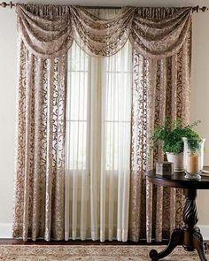 shear curtains