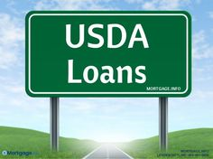 USDA Loan- The United States Departments of Agriculture has set us a variety of loans that are made to help low- or moderate-income people buy, repair, or renovate rural homes. GET MORE INFORMATION HERE....