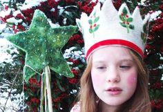 winter waldorf crown so pretty <3