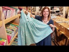 Jumper Dress Pattern – Jordan Fabrics