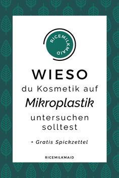 Mikroplastik: Die kl