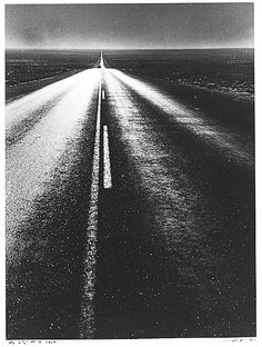 Robert Frank  U.S. 285, New Mexico, 1956  Gelatin silver print  [From the Metropolitan Museum of Art]