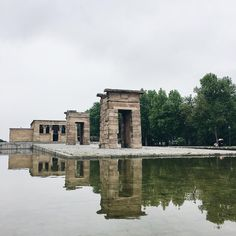 """""""Mi piace"""": 623, commenti: 6 - Kalli Bakali  (@kalli_bakali) su Instagram: """"The temple of Debod. The ancient Egyptian temple that was dismantled and rebuilt in Madrid."""""""
